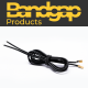 Bandgap Gold Connector Leads - 600mm