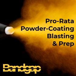 Pro-Rata Shot-Blasting, Powder-Coating & Prep