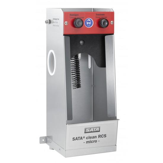 SATA clean RCS micro