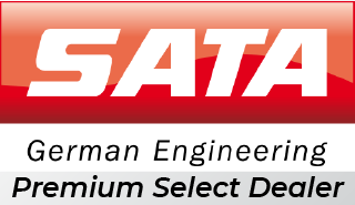 Bandgap are proud to be an official SATA Premium Select Dealer.